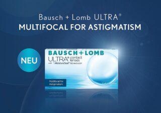 Bausch & Lomb Ultra Multifocal Astigmatism