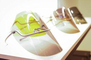 DaTE 2020 - Avantgarde Eyewear - Sun shield
