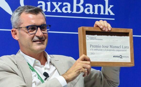 Etnia Barcelona - David Pellicer - José Manuel Lara Award 2021