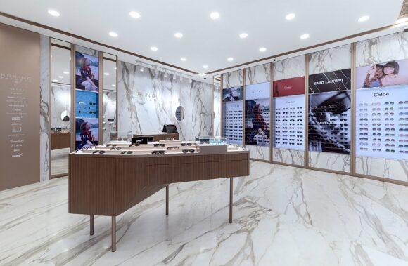 Kering Eyewear Digital Retail Concept Lagardere Sanya