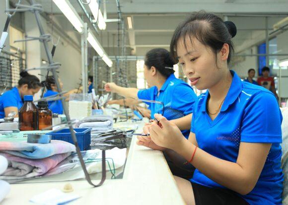 Menrad China Produktion 1