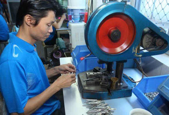 Menrad China Produktion 2