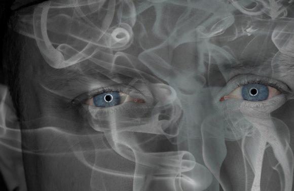 Rauchen ist schlecht für die Augen