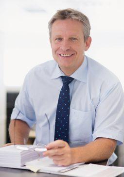 Spectaris - Bernd Seemann - Vorsitz der AG Außenhandel