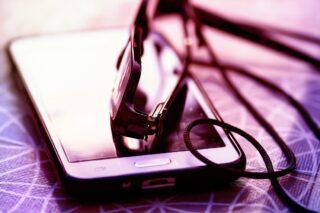 Smartphone Brille Blaulicht-Filter