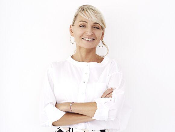 Annette Kluger, Head of Marketing bei Eschenbach und verantwortlich für Brendel Eyewear, initiierte die Zusammenarbeit mit Frederike Probert und Mission Female