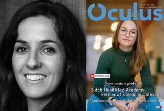 Augenoptiker Magazin Oculus NL