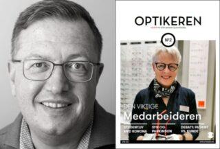 Augenoptiker Magazin Optikeren NOR