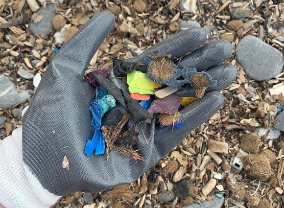 Eco Ocean Beach Clean up Modo - Baia dei frati - Sammlung