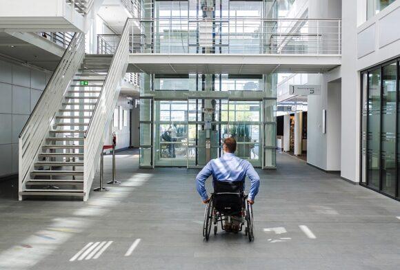 Inklusion bei Boehringer Ingelheim - Barrierefreiheit