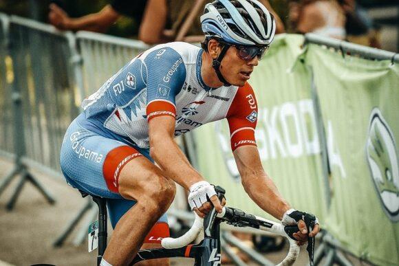 Julbo Sportbrillen - David Gaudu