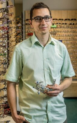 Sébastien Bétend - Augenoptiker Frankreich