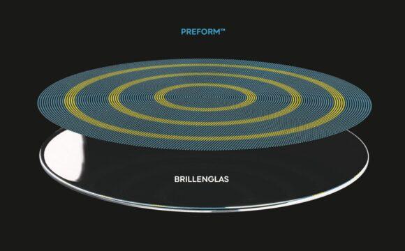 Shamir Optical Metaform - Grafik Preform