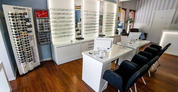 The English Optician Spanien - Innenraum