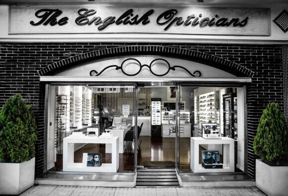The English Opticians in Spanien