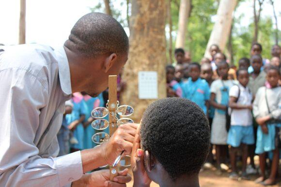 EinDollarBrille in Malawi