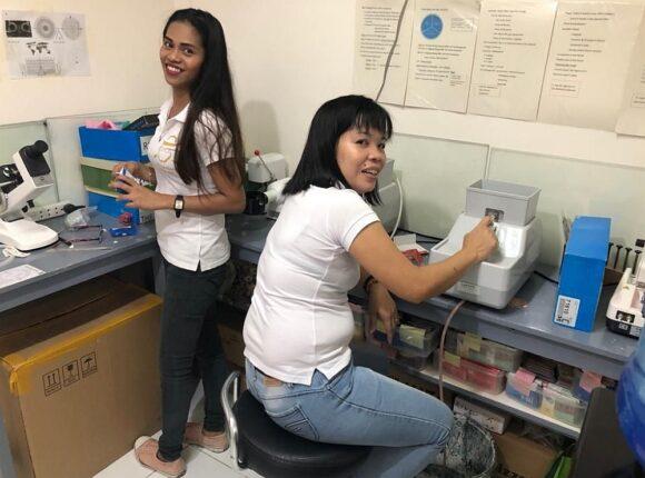 Entwicklungsdienst Deutscher Augenoptiker - Hilfe Manila