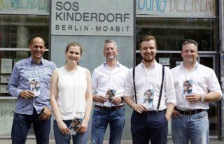Essilor SOS-Kinderdorf Augen-Training