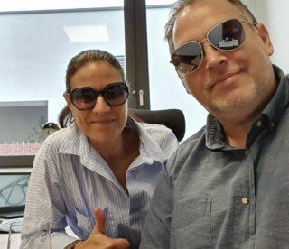 Herzblut Eyewear - Claudia Hollergeschwandtner und Jürgen Beier
