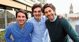 Izipizi: die drei Gründer
