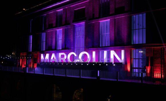 Feier 60 Jahre Marcolin - Triennale Milano LogoSetUp