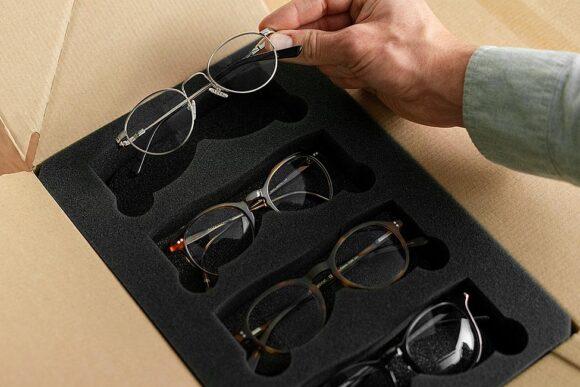 Mister Spex Ansichtsbestellung Brillen