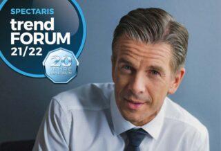 Spectaris Trendforum 2021 u.a. mit Markus Lanz