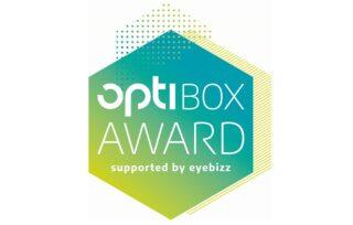 opti BOX Award 2022 - eyebizz