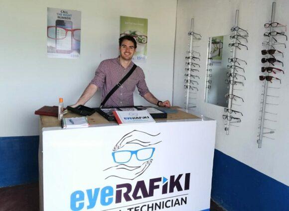 Eye Rafiki Kenia - Damien Motteau - Essilor