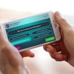 KGS - Online-Quiz Wer wird Brillionär? - Smartphone