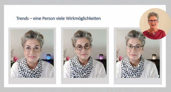 eyebizz-Webinar mit Petra Waldminghaus - Boost Trend-Beratung - Beispiel Dagmar Schwall